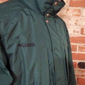 Vintage Columbia Coat Ski And Snowboard Jacket